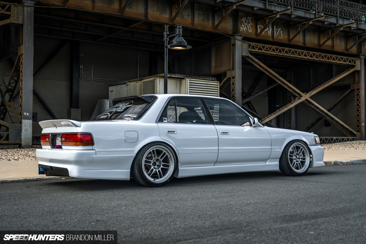 Simple, Clean, Functional: A Fabricator's 2JZCressida