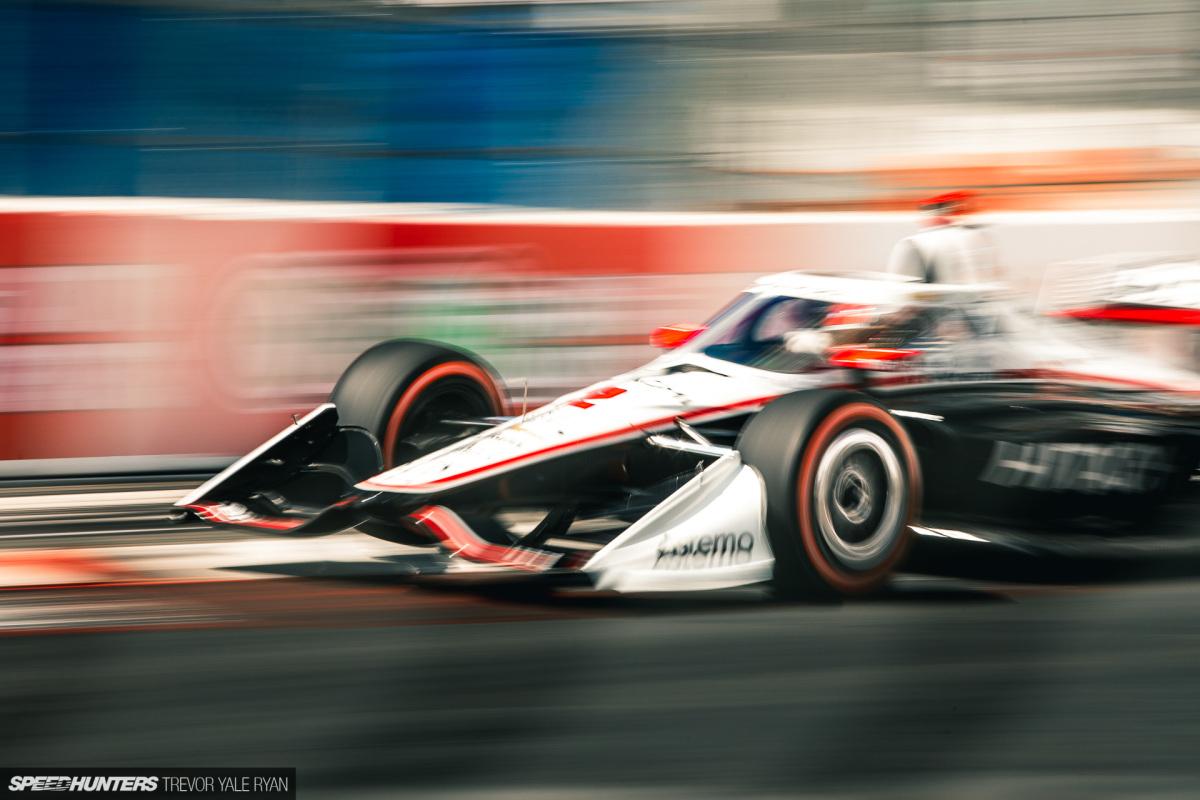 IndyCar: Boost In LongBeach