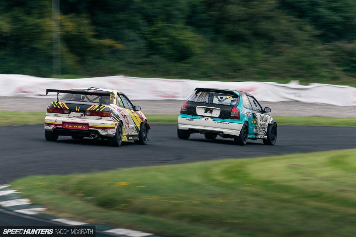 K-Powered: The Race Cars OfICCR