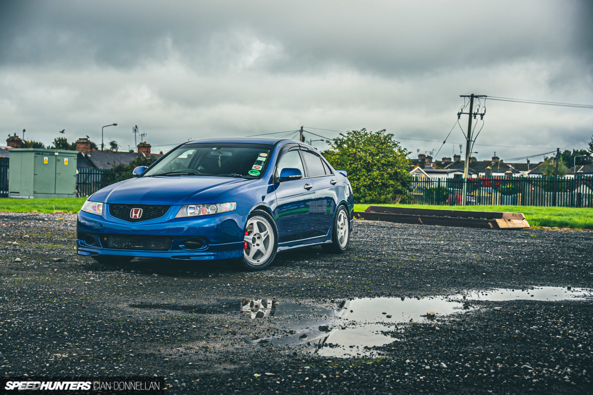 K-Powered: An Accord Euro R WithBoost