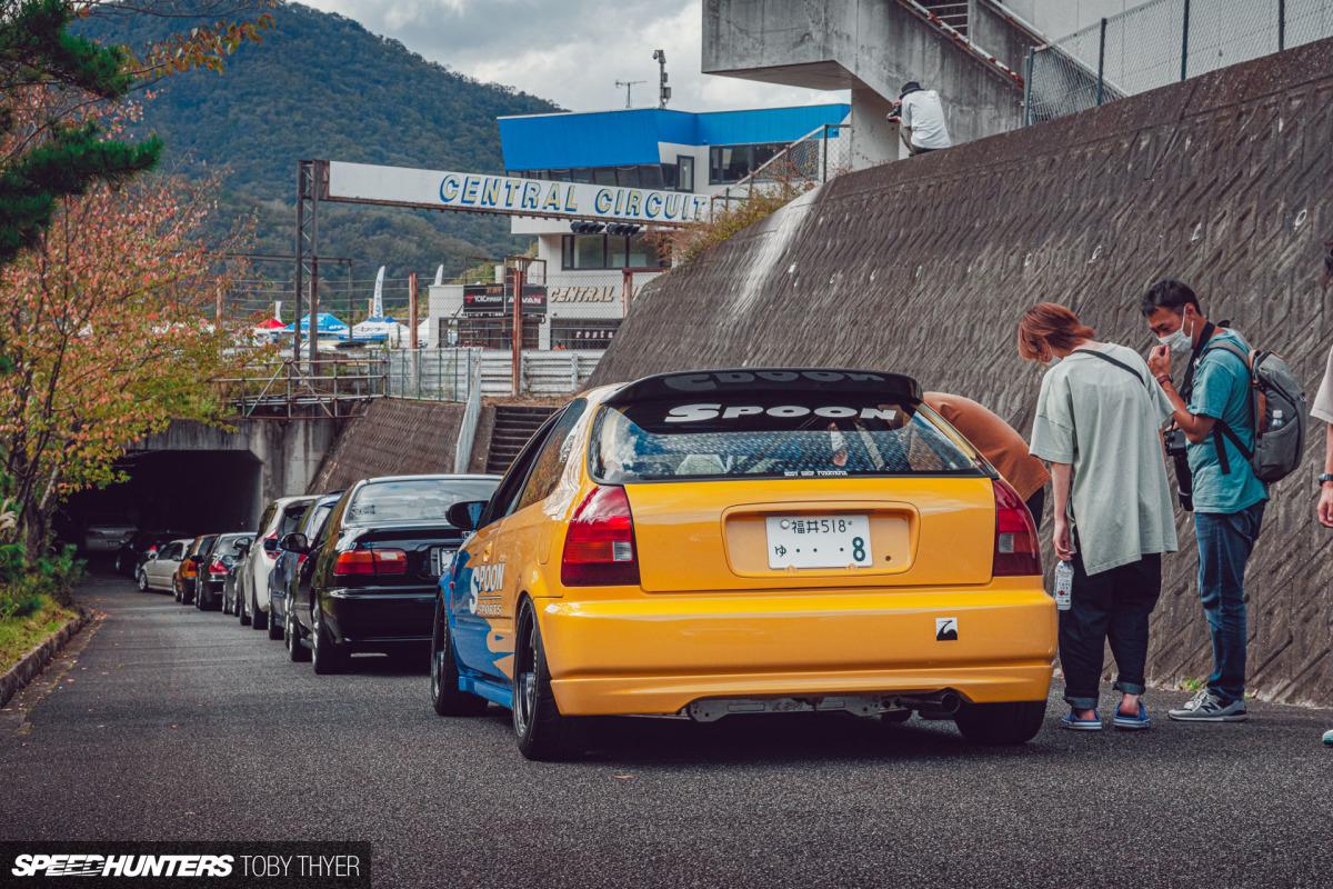 Honda Overload At CircuitFesta