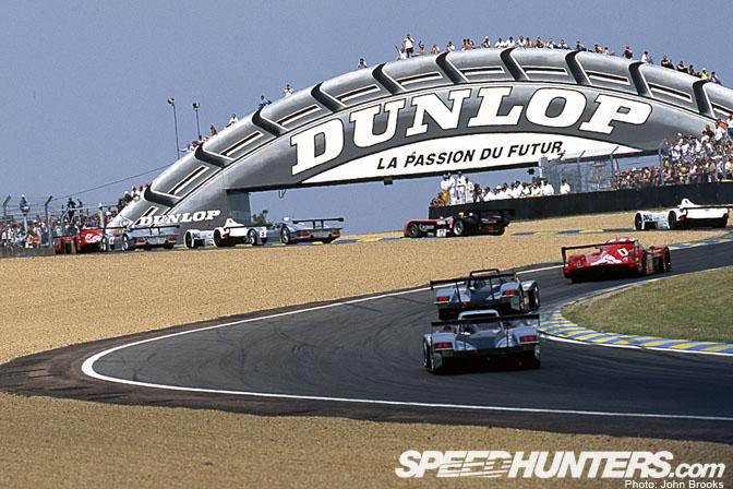 Retrospective>>tsuchiya The Drift King At Le Mans