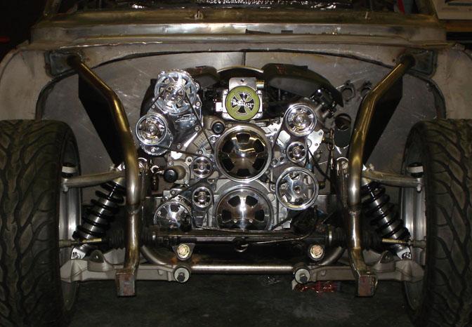 Car Feature>> Killer Customs 66 Supernova - Speedhunters