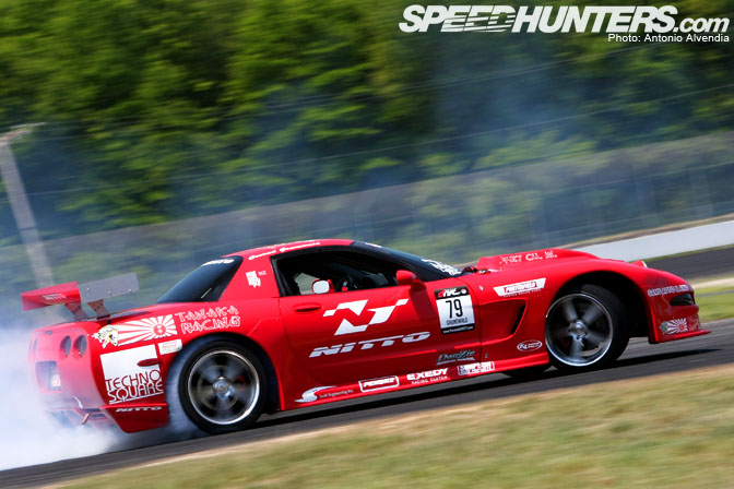 Cars Of>> Formula Drift - Speedhunters