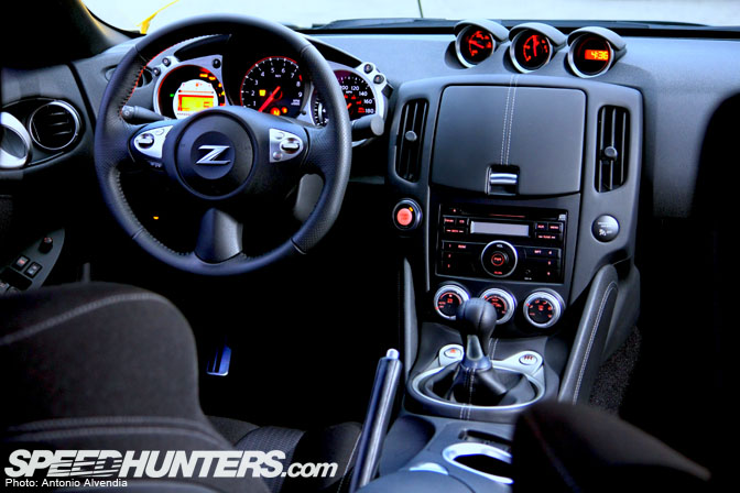 Driving Impression>> The New Nissan 370z - Speedhunters