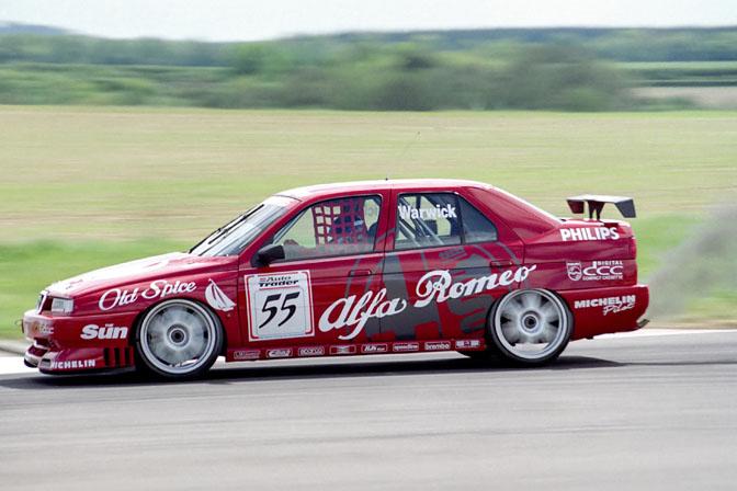 Alfa Romeo 156 Btcc Super Touring Car: Retrospective>>BTCC Super Touring Years Pt.1