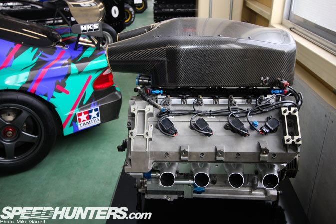 Museums>>the Hks Collection Pt 2 - Speedhunters