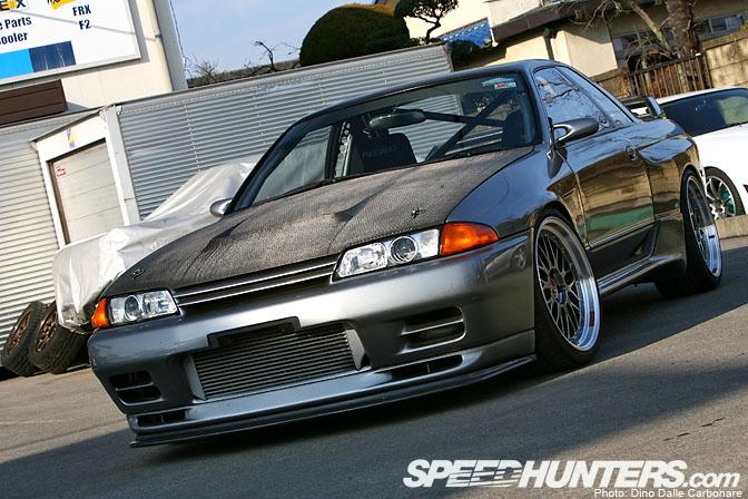 Car Feature>> Garage Saurus R32 Gt-r - Speedhunters