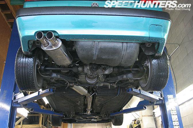 Car Feature>> Awd Sleeper Mk2 Gti - Speedhunters