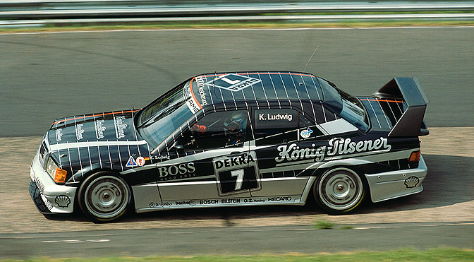 Sonax Amg Mercedes Clrp Lmp1: Retrospective>> The Life And Times Of Klaus Ludwig Pt2