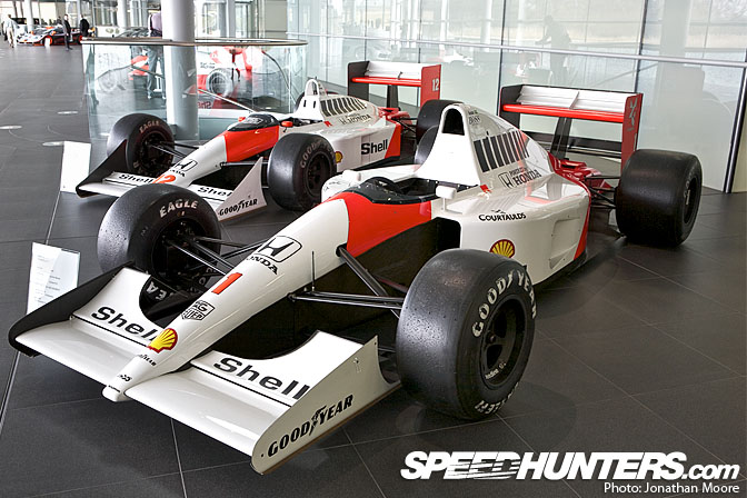 museum>> the mclaren technology centre display - speedhunters