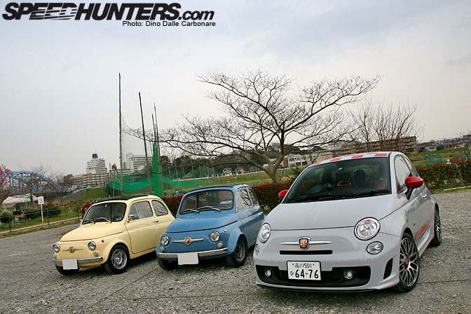 Gallery Fiat 500 Old New Speedhunters