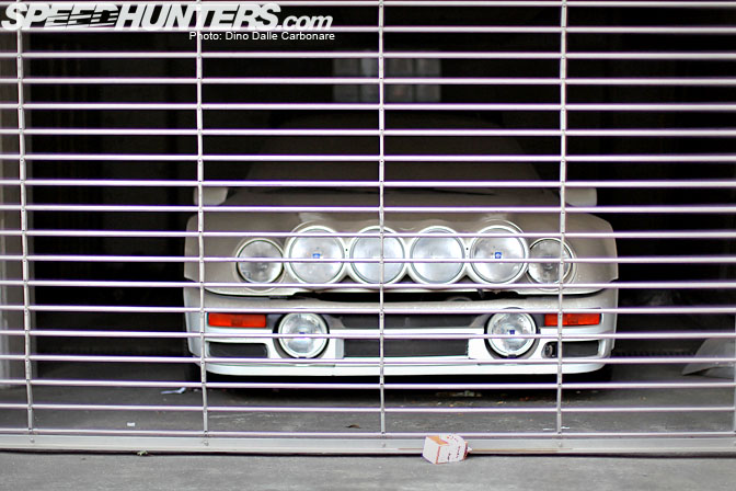 Car Life Abandoned Ford Rs200 Speedhunters