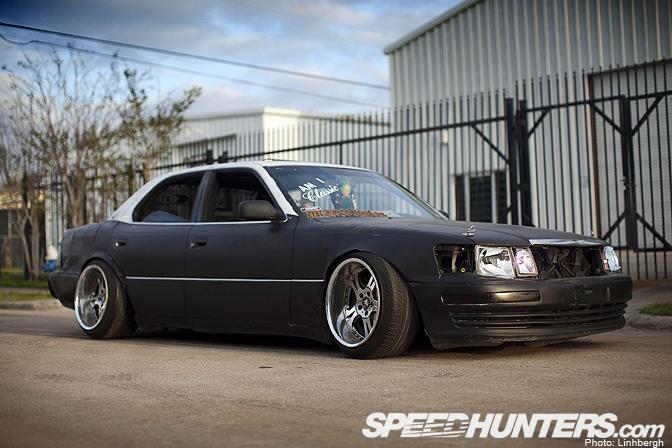 Car Spotlight>> The Ls Missile - Speedhunters