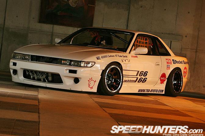 Car Spotlight>> 6666 Customs Rocket Bunny S13 - Speedhunters