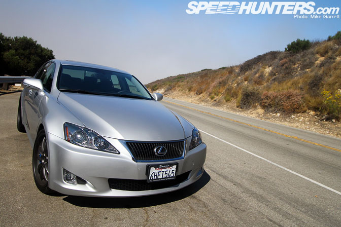 Driving Impressions>>the Lexus Is350 F-sport - Speedhunters