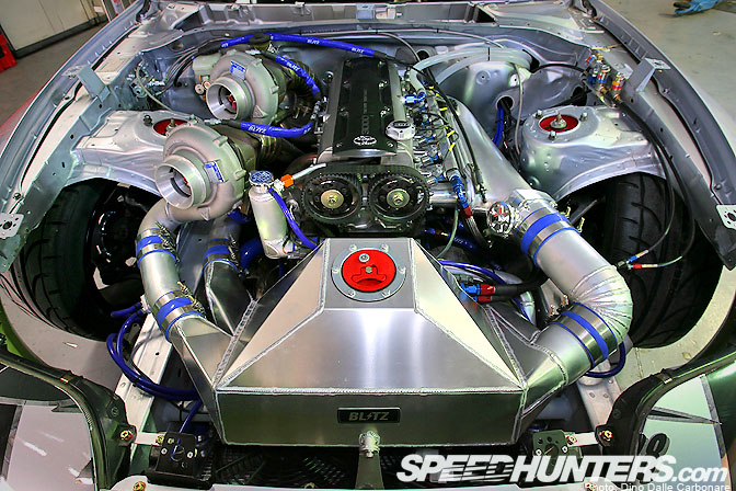Car Feature>> Scorch Racing Blitz Drag Supra - Speedhunters