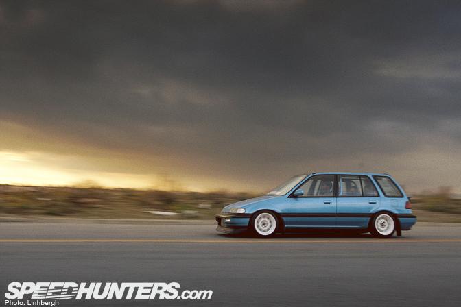 Car Feature>> Bisimoto Civic Shuttle - Speedhunters