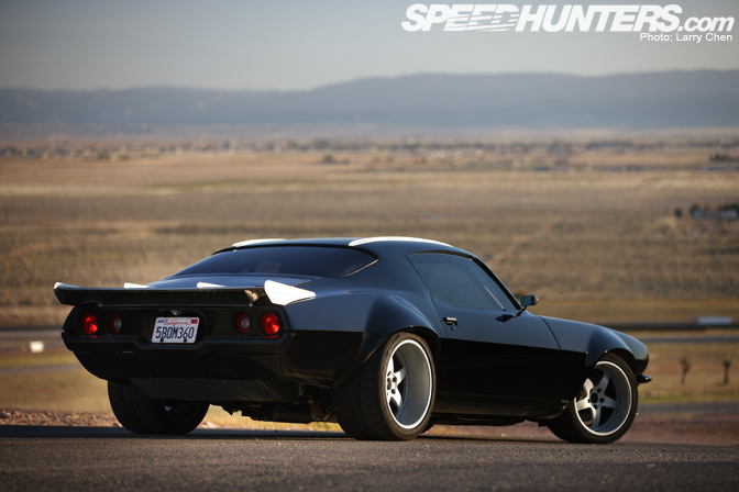 Car Feature The Spectre Camaro Speedhunters