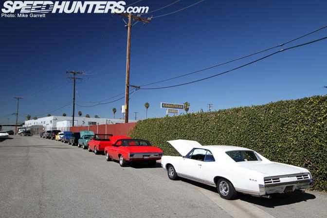 Event>>hotchkis Open House & Gm Car Meet - Speedhunters
