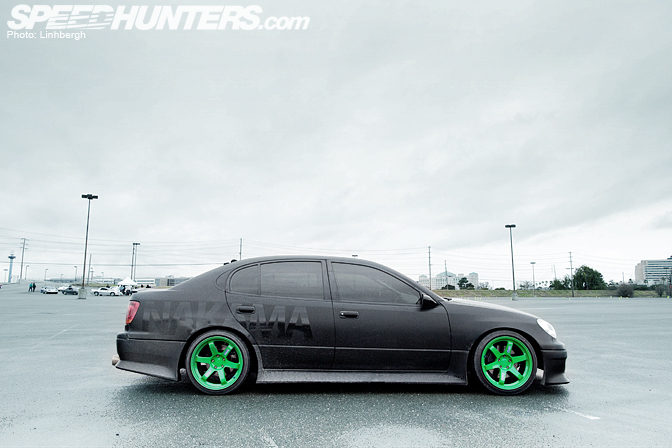 Car Feature>> Nakama Drift Lexus Gs300 - Speedhunters