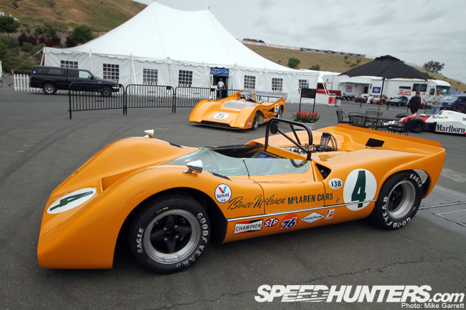 gallery>>mclaren history in sonoma - speedhunters