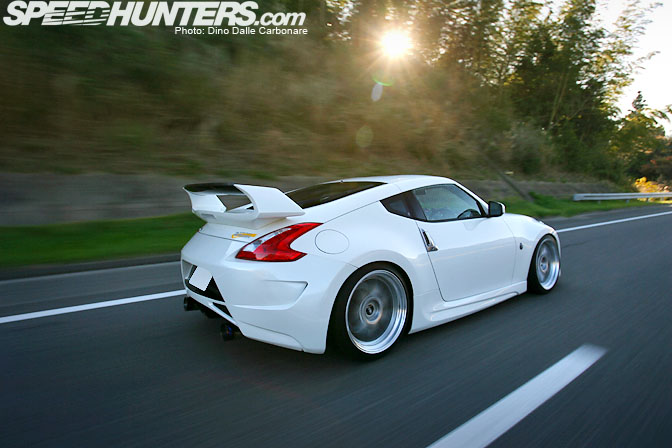 Car Feature Power House Amuse 370z Speedhunters