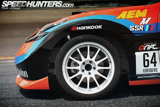 Car Feature>> Chris Forsberg's Formula D 370z - Speedhunters