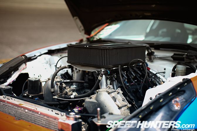 car feature>> chris forsberg's formula d 370z - speedhunters