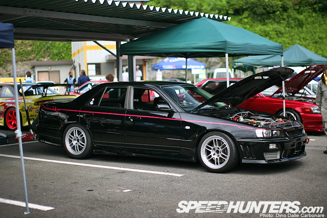 car spotlight rb26 powered skyline 4 door speedhunters