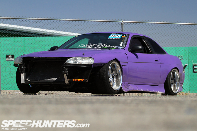 Car Feature>>the Drift Union Soarer - Speedhunters