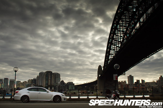 Driving Impression>> The Isf Revisited - Speedhunters