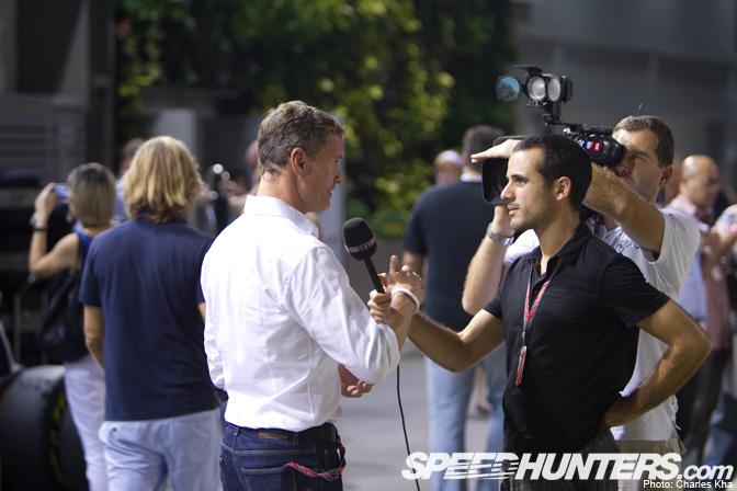 Behind The Scenes>> The Formula 1 Paddock - Speedhunters