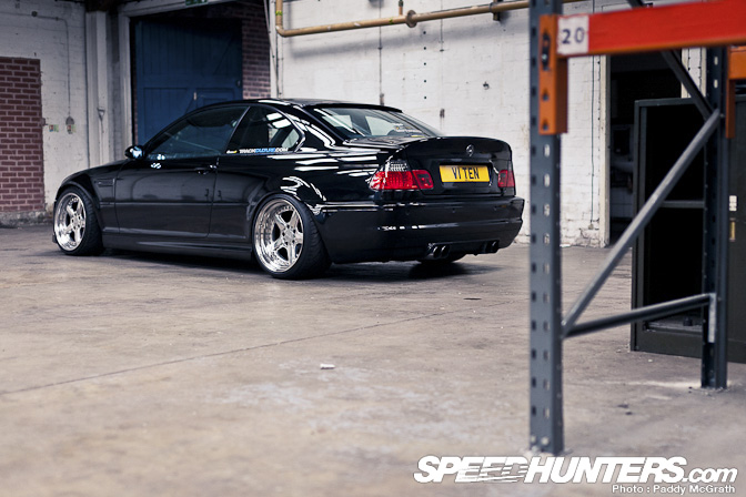 Car Feature Trackculture V10 M3 Speedhunters