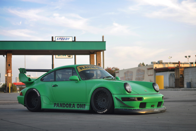 VWVortex com - First RWB in the USA for sale: $220,000