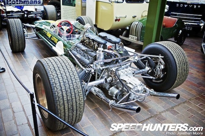 Car Spotlight>> Lotus 49 - Speedhunters