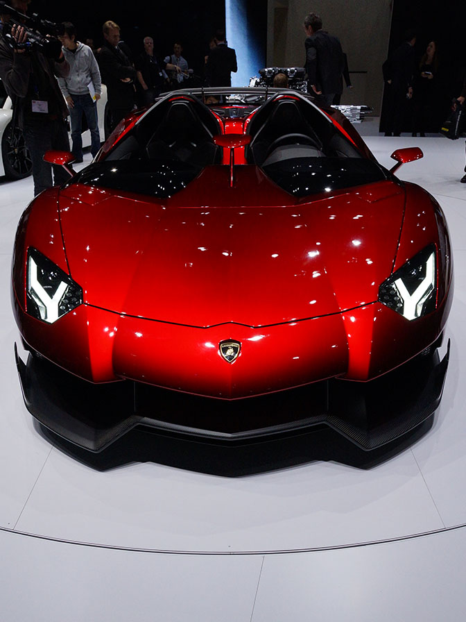 Car Spotlight Gt Gt Lamborghini Aventador J Speedhunters