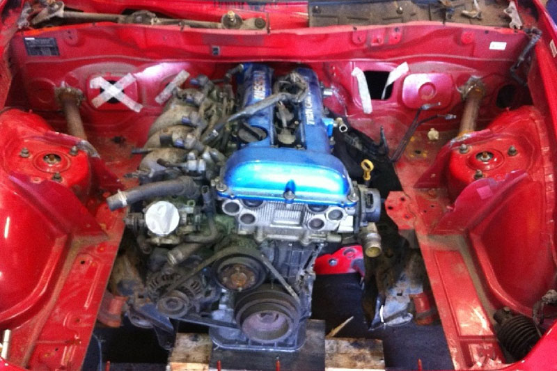 Builds: Sr20-powered Mazda Rx-8 - Speedhunters