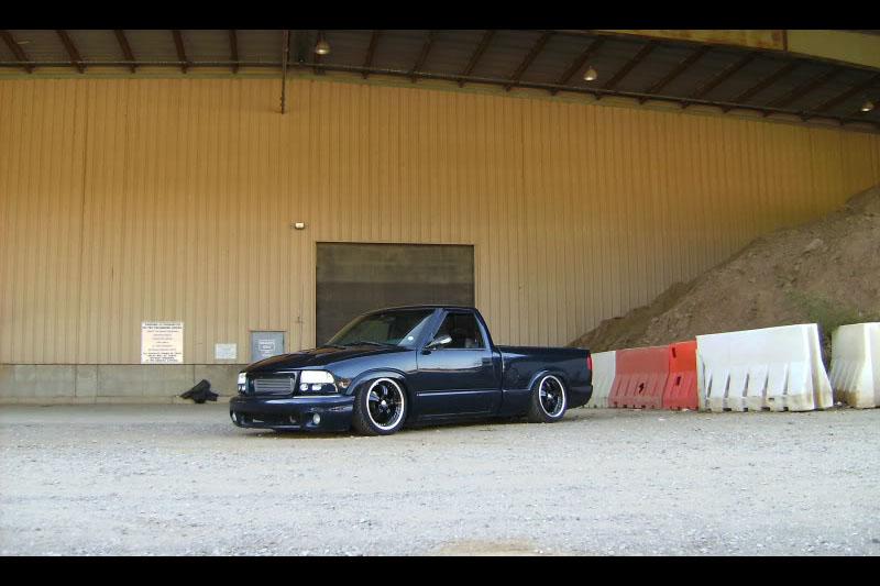 Builds: Rb25det-powered Gmc Sonoma - Speedhunters