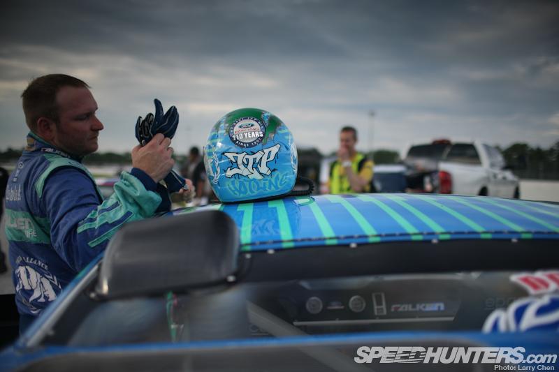 The Helmets Of Formula Drift Speedhunters