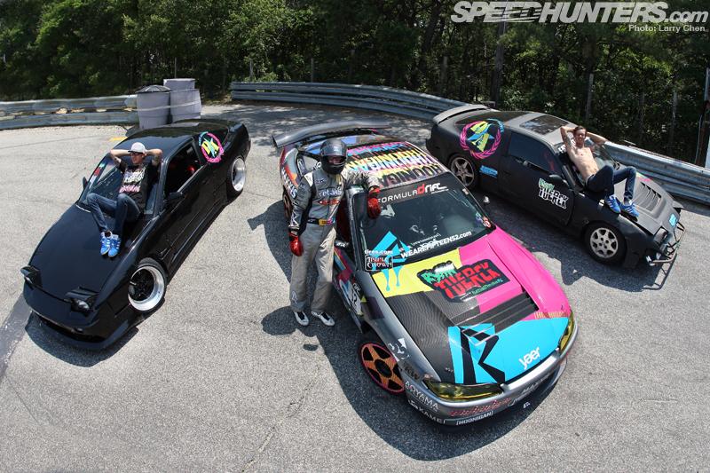 Ryan Tuerck S Nissan 240sx Drift Car Trio Speedhunters