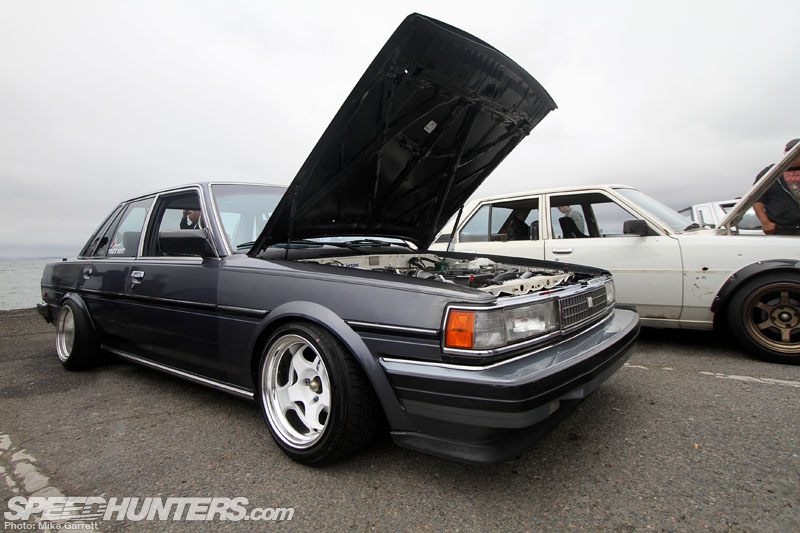 Four Door Fun: 1jz-powered Mx73 - Speedhunters