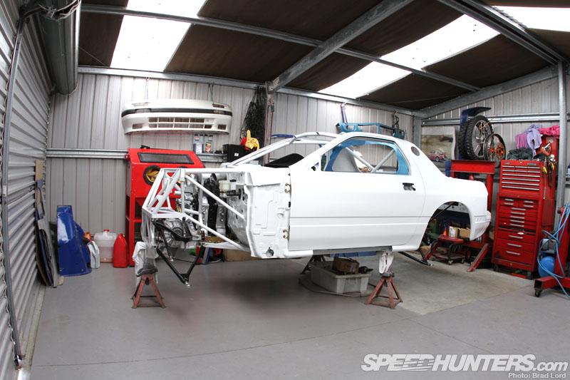 Peak Performance: Resurrecting An Iconic Rx-7 - Speedhunters