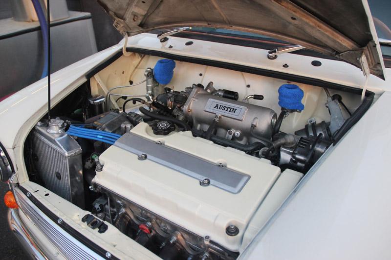 Jeffs Garage Built B18c Mini Speedhunters
