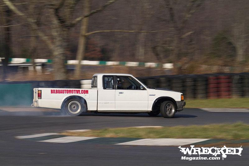 A Mazda Truck Built For Slides - Speedhunters