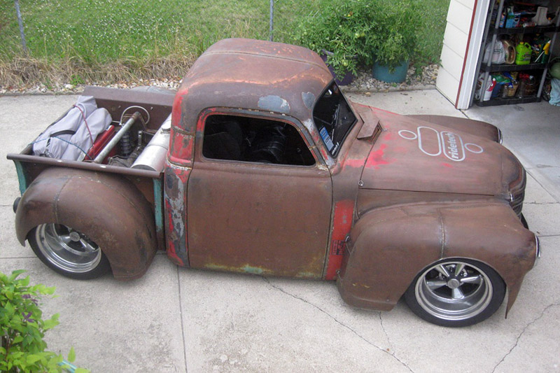 A Cone-shredding '47 Chevy - Speedhunters