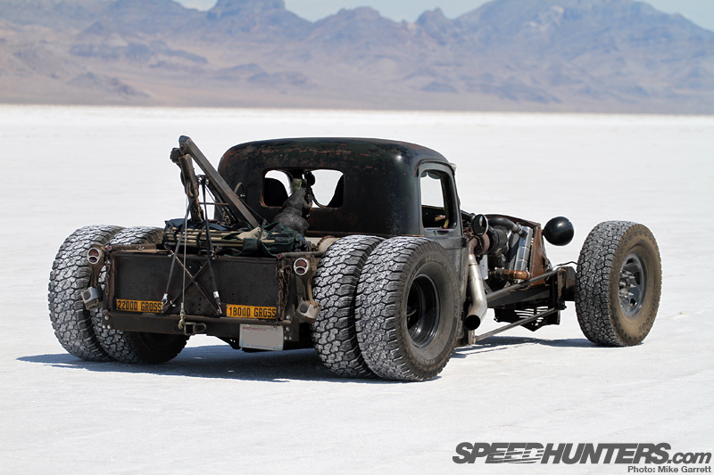 Famoso The Wrecker From Hell - Speedhunters ZW86