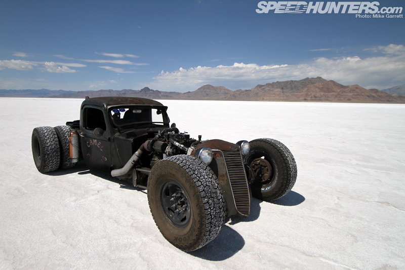 The Wrecker From Hell Speedhunters
