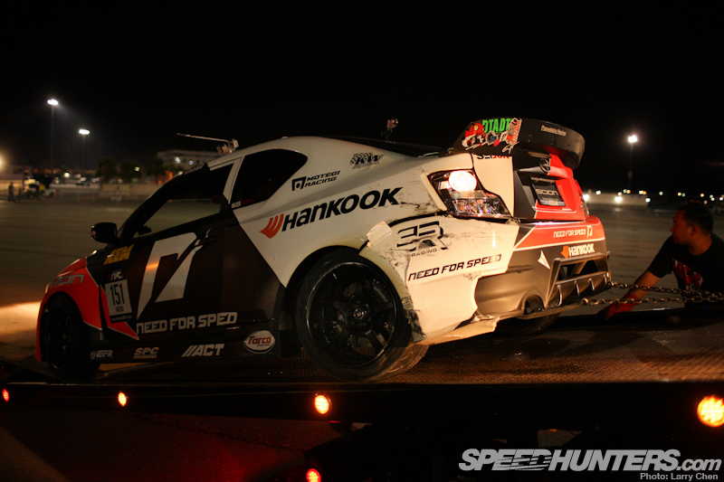 The Kiwi Gets The Win At Formula Drift Las Vegas