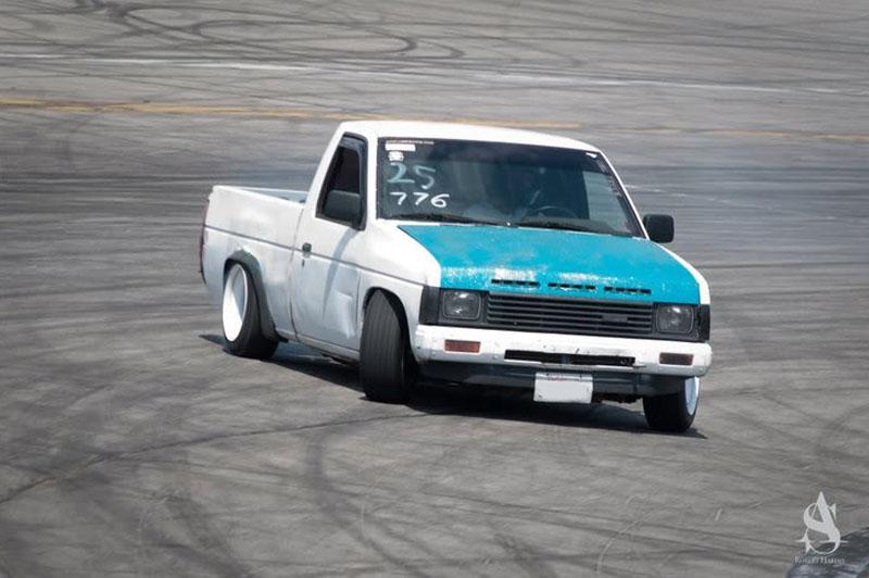 Building A Lexus Powered Nissan Drift Truck Speedhunters